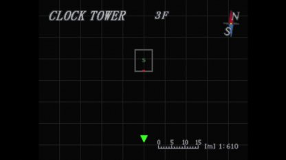 Clock Tower 3F Location & Map