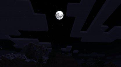 Better Minecraft Skies