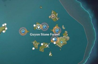 Player 2 - Displayed Meteorite Strike Zone