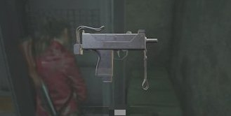 Resident Evil 2 </td><td> RE2 How to Get the SMG - Guide & Location