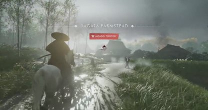 Ghost of Tsushima Settlements & Items