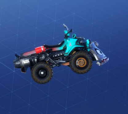 TOO TILTED Wrap - Vehicle