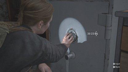 Apartment Safe Code