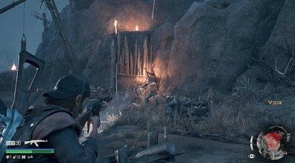 The Machine Gun Ripper Is Tough
