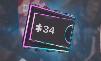 Fortbyte 34 Location - Between Fork and Knife