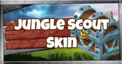 JUNGLE SCOUT Skin