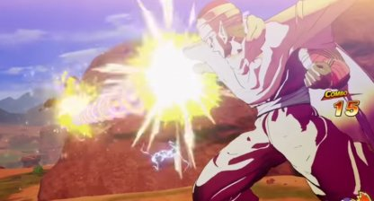 Special Beam Cannon