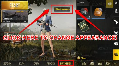 PUBG Mobile | How To Change Name With ID Card