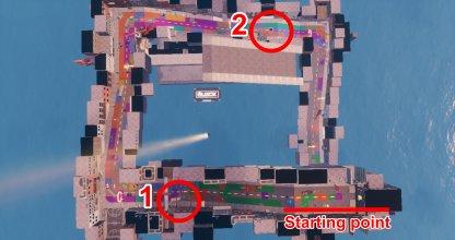 All Hidden Shortcut Locations
