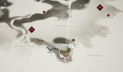 Overlook Map Location