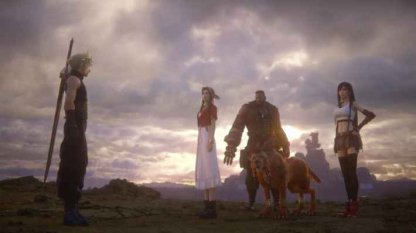 Story Is A Reimagining Of The Original FF7