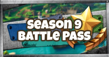 Season 9 Battle Pass Challenge & Reward List