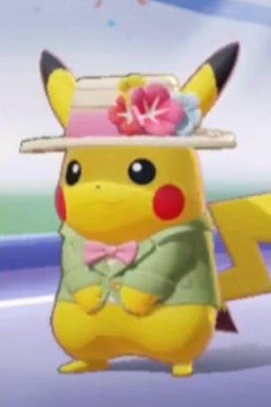 Fashion Style: Pikachu