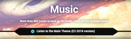 Super Smash Bros. Ultimate Music