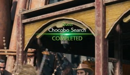 Chocobo Search - Odd Job Overview