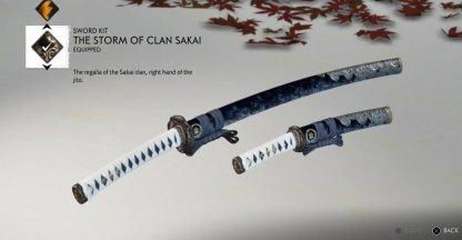 Storm of Clan Sakai