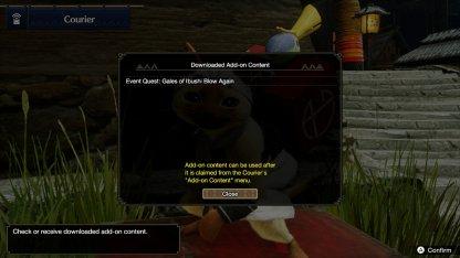 Quest Unlock