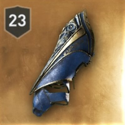 Athenian War Hero Gauntlets Stats