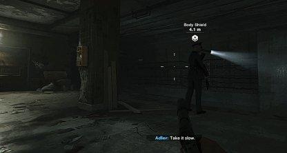 Takedown Enemy & Use As Shield