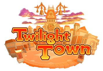 Twilight Town - Treasure Chest & Lucky Emblem Locations