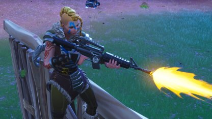 Fortnite Assault Rifle Weapon