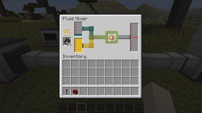fluid mixer