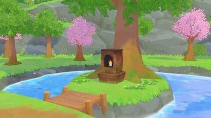 Enhance Farm Levels At Shrine