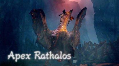 Apex Rathalos