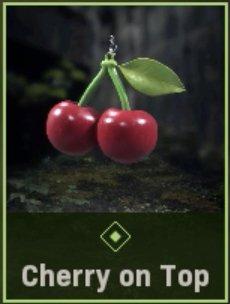 Cherry On Top Charm