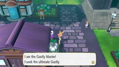 Gastly Master Trainer