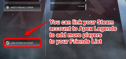 How To Add & Play With Friends - APEX LEGENDS