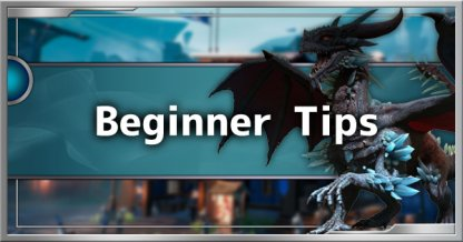 Beginner Tips & Guides For New Slayers