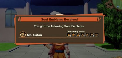 Clear Quests To Gain Soul Emblems