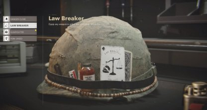 Law Breaker Wildcard