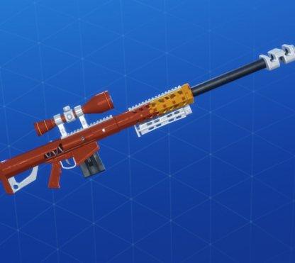 SQUARE STREAM Wrap - Sniper Rifle