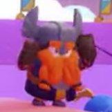 Orange Viking
