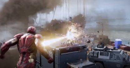 Iron Man - Gameplay Style