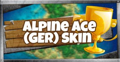ALPINE ACE (GER) Skin