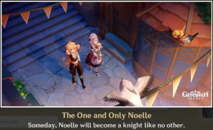 Ending 5.The One And Only Noelle