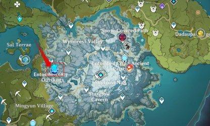 Challenge Location