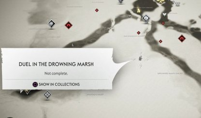 Duel In The Drowning Marsh Map Location