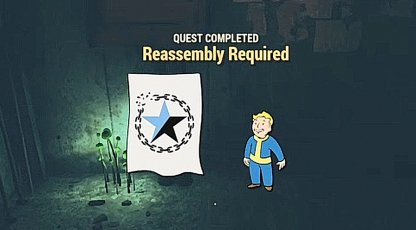 Fallout 76, Reassembly Required - Quest Walkthrough