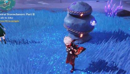 Warding Stone Location 2 Solution