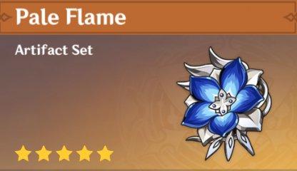 Pale Flame Set