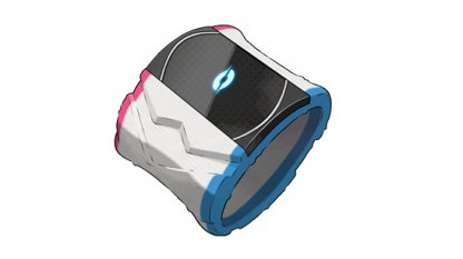 Dynamax Band Item