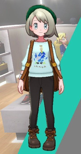 Boatneck Sweatshirt (Gullet Glam)
