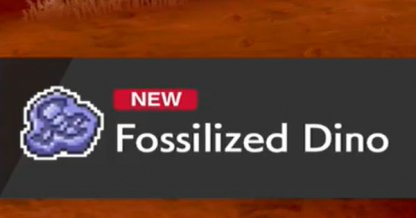 New Fossils