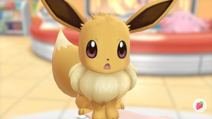 Eevee Spiky Hair