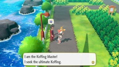 Koffing Master Trainer