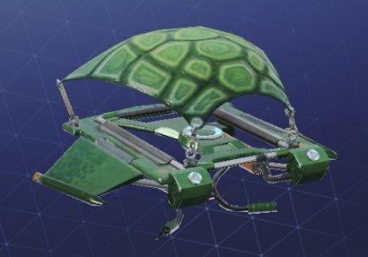 Glider skin Image HALF SHELL
